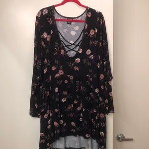 Torrid Babydoll dress